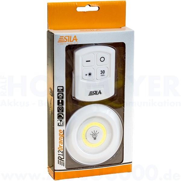 Sila R120range Remote Einzelleuchte mit Fernbedienung