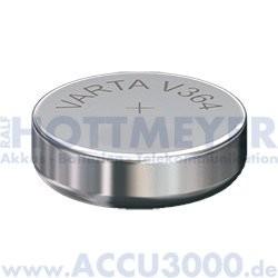 Varta Silber 364 (V364) - SR-60 - SR621SW, 1.55V - Uhrenbatterie