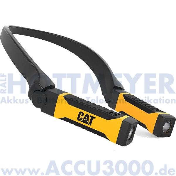 CAT CT7100 LED Nackenleuchte - 200 / 100 Lumen