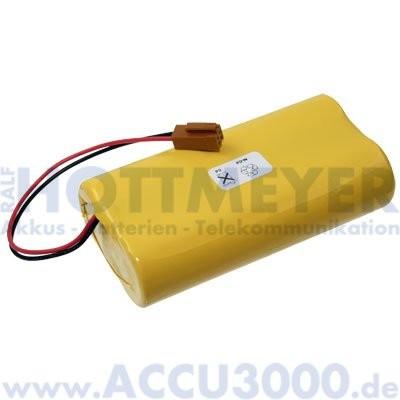 Akku f. Epson HX20 - 4.8V, 1600mAh - Nickel Cadmium (NiCd)