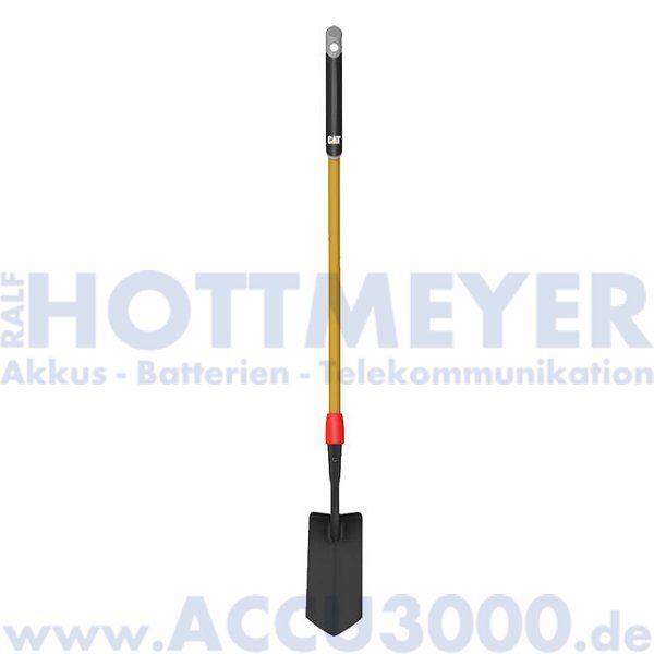 "CAT Trench-Schaufel, 4""/11cm - Premium"