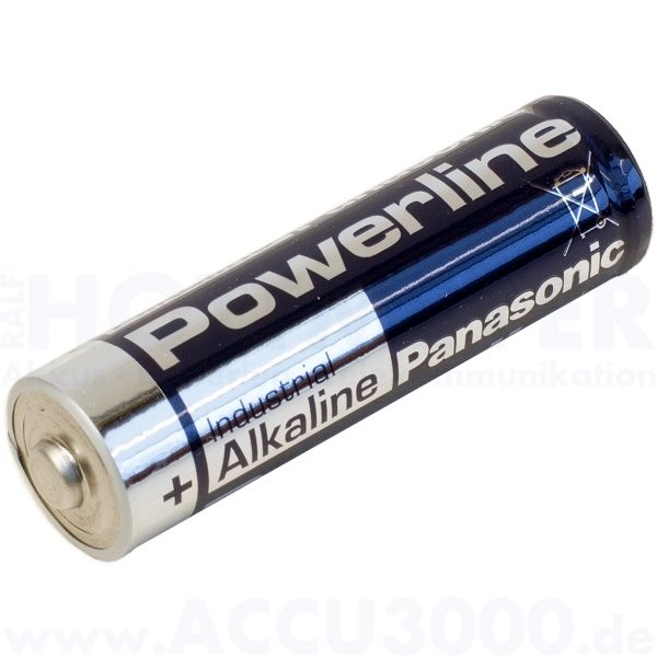 Panasonic PowerLine LR6AD/B Mignon AA - 1.5V, 10St. lose