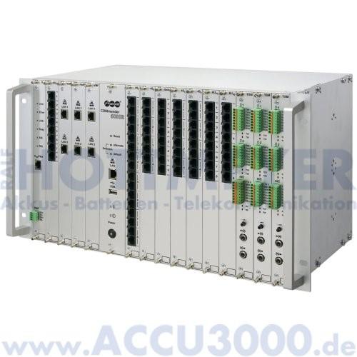 Auerswald COMmander 6000RX - 15 Steckplätze für Erweiterungsmodule