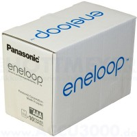Panasonic eneloop Akku NiMh, Micro AAA