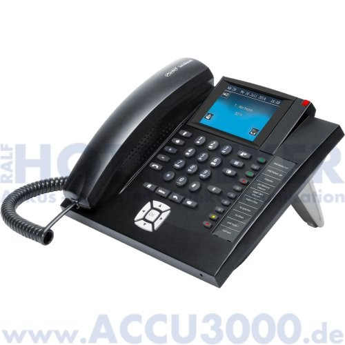 Auerswald COMfortel 1400 - schwarz - Systemtelefon für S0- oder UP0-Port