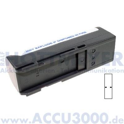 Akku f. Sony LIP 12 - 3.6V, 2200mAh, Li-Ion