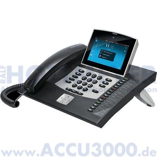 Auerswald COMfortel 3600 IP - Standard-SIP / IP-Systemtelefon mit Touch-Display