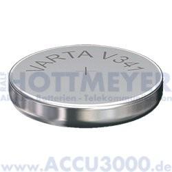 Varta Silber 341 (V341) - SR714SW, 1.55V - Uhrenbatterie