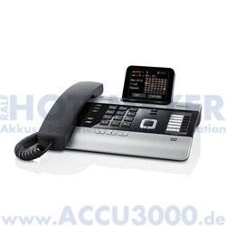 Gigaset DX600A ISDN - ISDN-Tischtelefon mit DECT-Basisstation und Anrufbeantworter