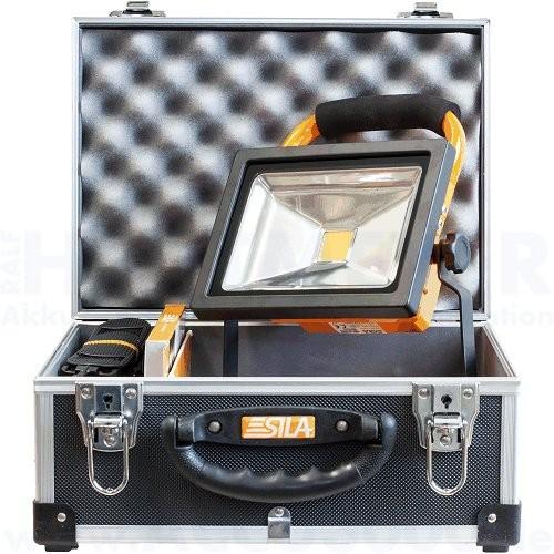 Sila F1020range Limited Edition - LED 20W Akku-Arbeitsscheinwerfer