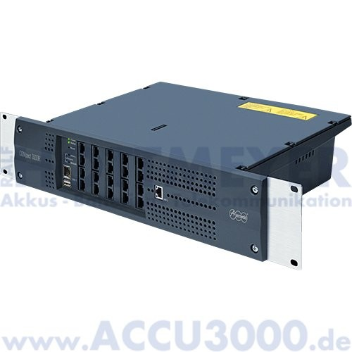 Auerswald COMpact 5500R, Vollmodulares COMpact-System