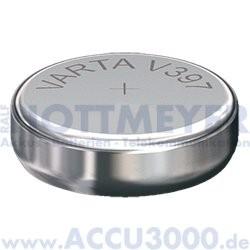 Varta Silber 397 (V397) - SR-59 - SR726SW, 1.55V - Uhrenbatterie