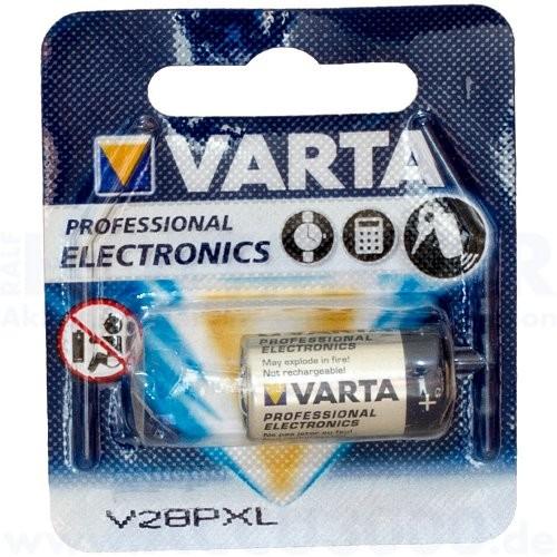 Varta Lithium V28PX - 2CR-1/3N - 2CR11108 - 6.0V, 170mAh
