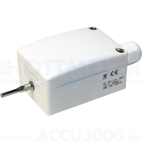 Auerswald WG-640 Sensor 1 - Zertifizierter Temperatursensor T1