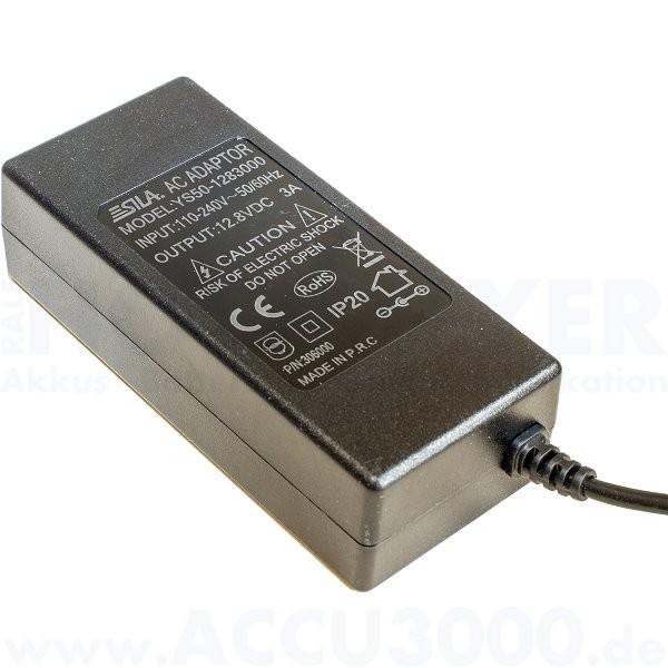 Sila F1020range Ersatznetzteil - Max Output: 12.8V, 3A