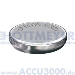 Varta Silber 321 (V321) - SR-65 - SR616SW, 1.55V - Uhrenbatterie