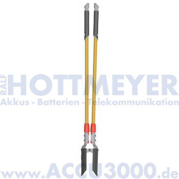 CAT Pfostenloch-Schaufel / Erdloch-Ausheber - Premium