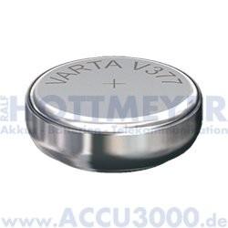 Varta Silber 377 (V377) - SR-66 - SR626SW, 1.55V - Uhrenbatterie