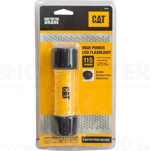 CAT CTRACK High Power Taschenlampe - 115 Lumen