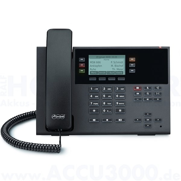 Auerswald COMfortel D-100 - SIP-Telefon