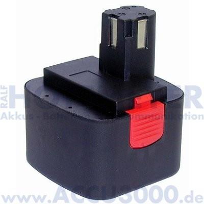 Akku f. Panasonic EY9006B, EY9106B, EY9200B - 12V, 3000mAh, NiMh