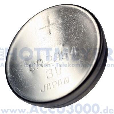 Panasonic Lithium Power CR2354 Tray - 3V, 560mAh, 23 x 5.4mm