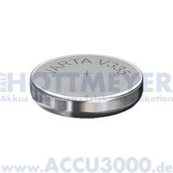 Varta Silber 335 (V335) - SR512SW, 1.55V - Uhrenbatterie