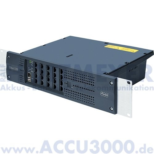 Auerswald COMpact 5200R, Vollmodulares COMpact-System