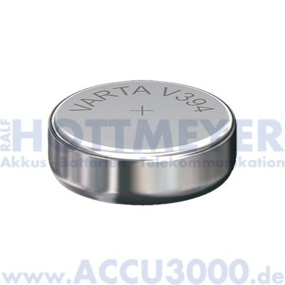 Varta Silber 394 (V394) - SR-45 - SR936SW, 1.55V - Uhrenbatterie