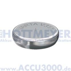 Varta Silber 317 (V317) - SR-62 - SR516SW, 1.55V - Uhrenbatterie