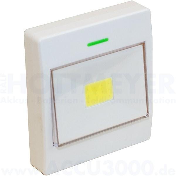 Sila S100range LED Switchlight, 100 Lumen