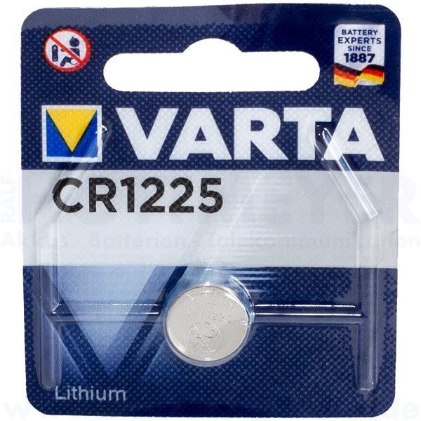 Varta Lithium CR-1225 - 3V Knopfzelle
