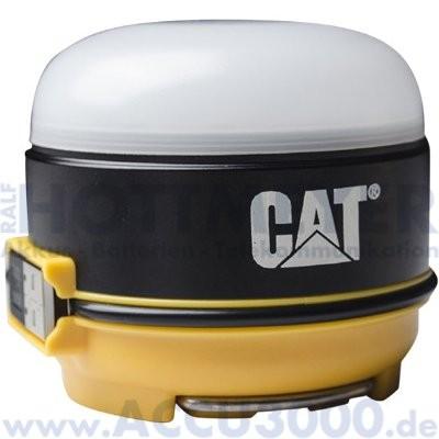 CAT CT6525 Mini Campingleuchte, wiederaufladbar - 200 Lumen